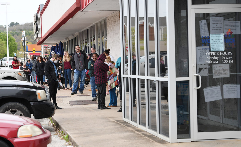 Police In Northwest Arkansas Warn Of Unemployment Fraud