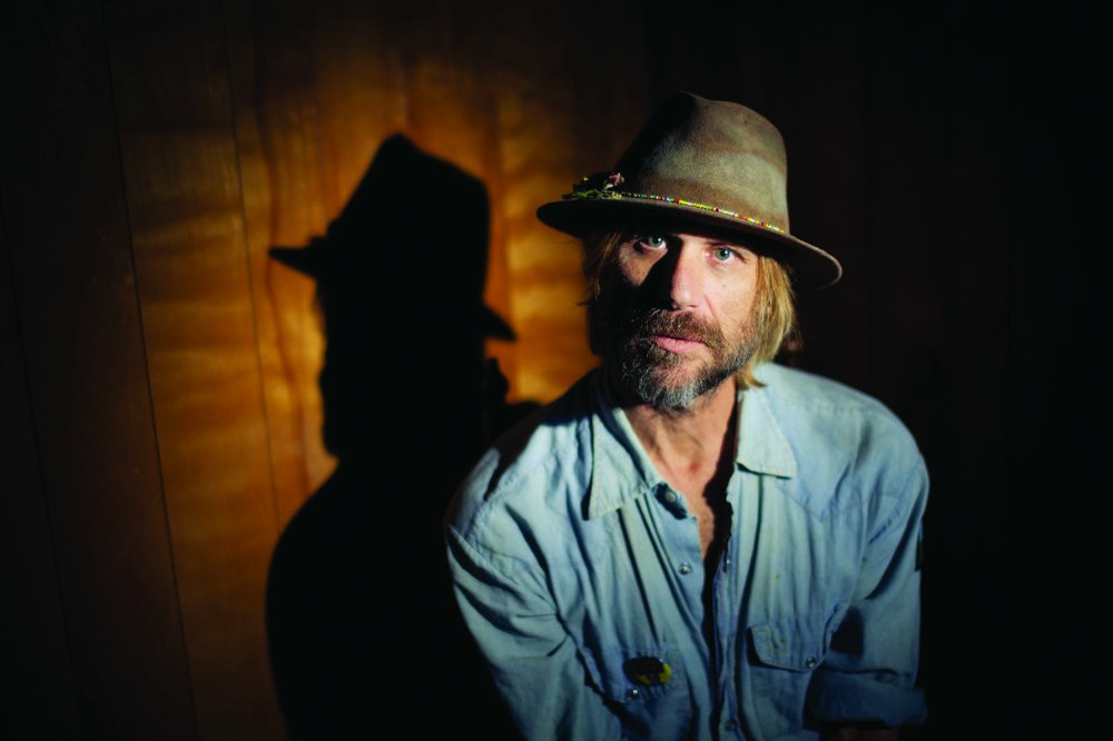 Singer-songwriter Todd Snider is entertaining from East Nashville, Tenn., at purplebuildinglive.com.  (Special to the Democrat-Gazette/Tim Easton)