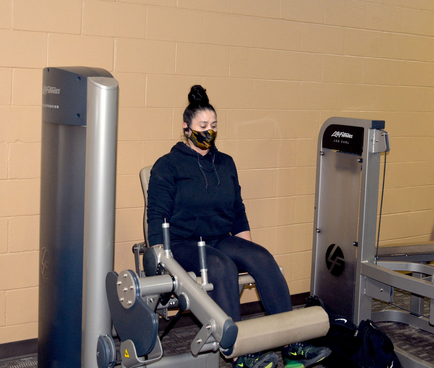 Gyms Reopen Cautiously Following Guidelines