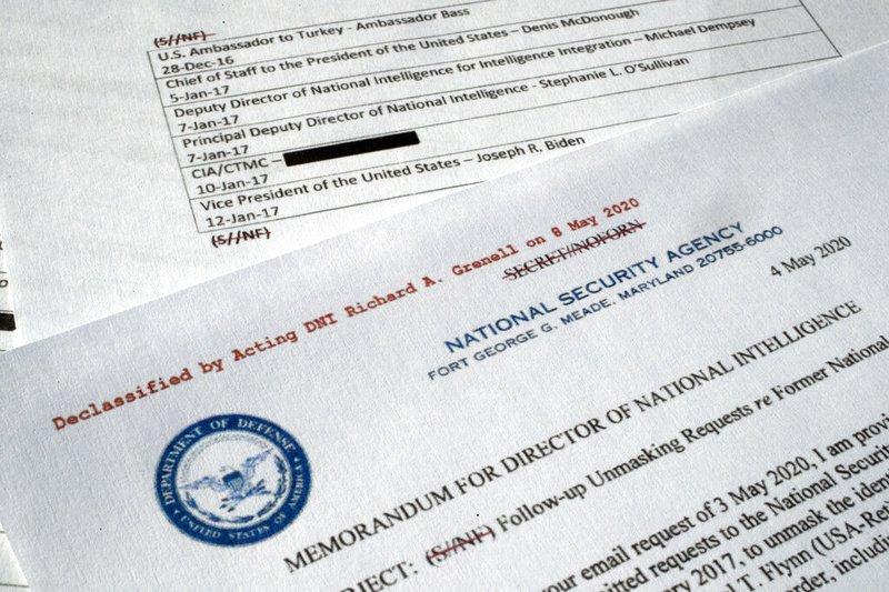 List Released In Flynn Unmasking