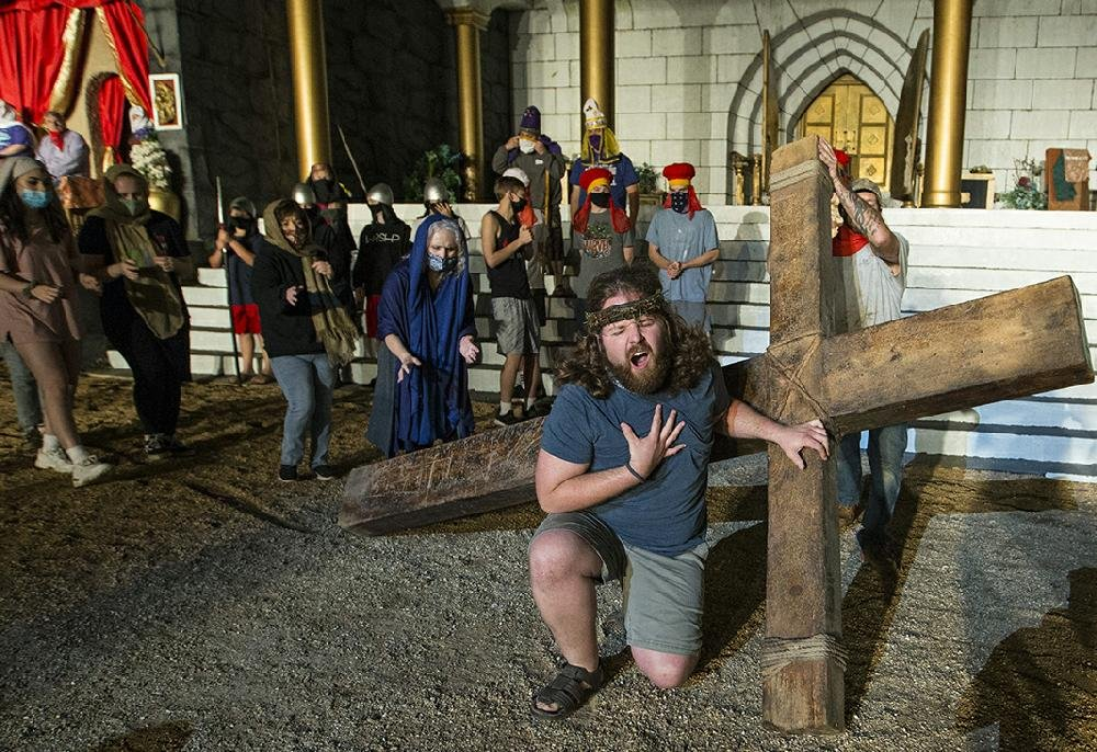 The Show Goes On Distancing Has Role In 20 Passion Play