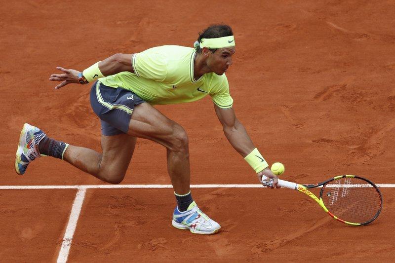 Postponed French Open Topics Rafa S 20th Serena S 24th