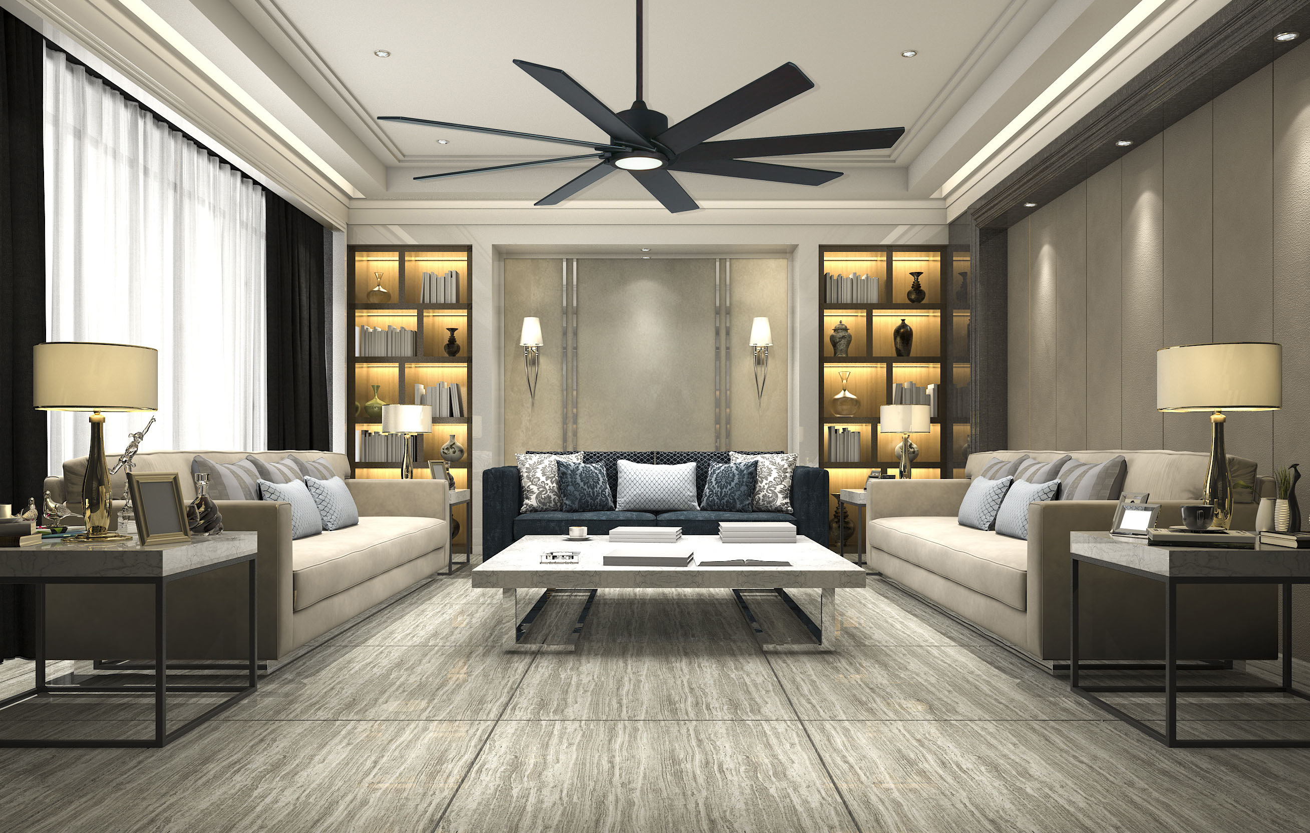 Opinion At Home Ceiling Fans To See Or Not To See Is The Question