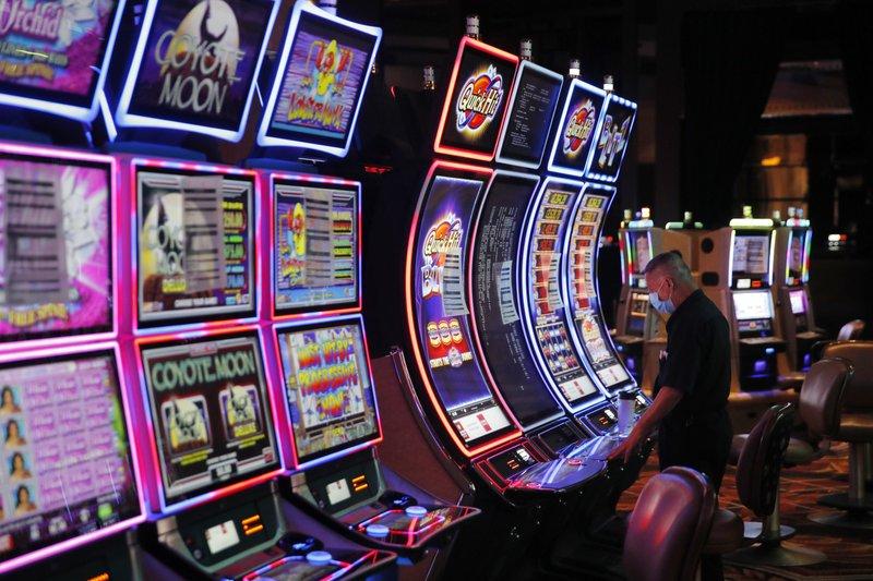 Casinos reopening in Nevada