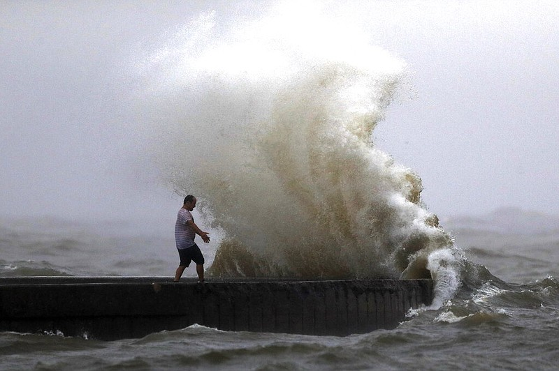 Cristobal weakens to 'tropical depression' as heavy rain hits US
