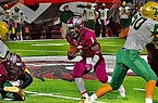 2020 RB Jermel Woods rushed for more than 2,000 yards as a senior. 