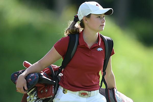 Five Ua Golfers To Vie For Women S Amateur