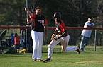 Warren High School center fielder Treylon Burks rounds third base and heads for home in a game during the Lumberjacks' 2016 baseball season.