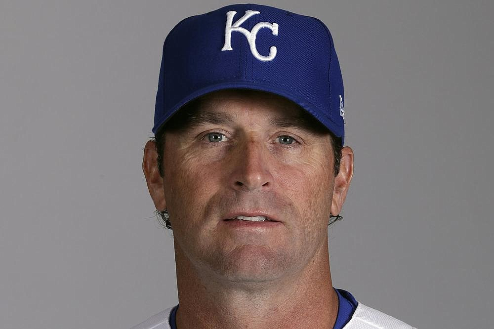 Kansas City Manager Mike Matheny is shown in this file photo.  (AP Photo/Charlie Riedel, File)