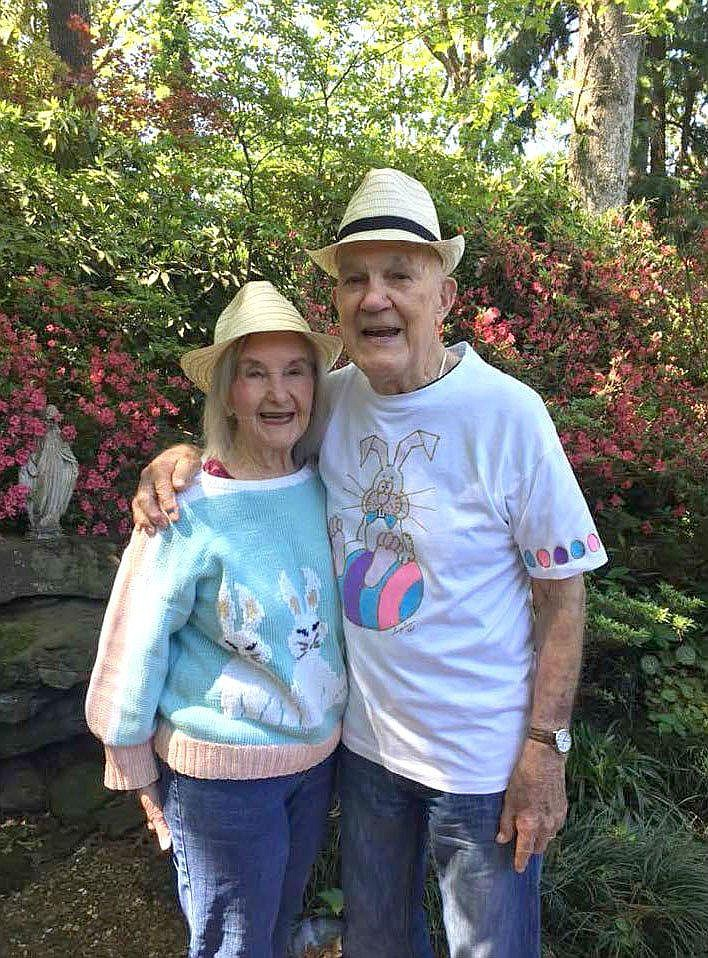 "Ann and Dr. Amail Chudy will celebrate their 65th anniversary on July 9. They have had a true partnership over the years, building their home and Amail's practice and traveling the world together. ""I'd do it again,"" Ann says.