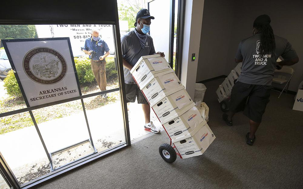 Changes proposed for ballot measures