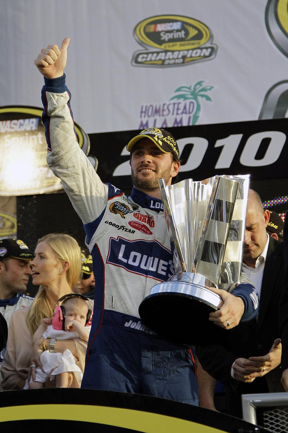 Jimmie Johnson sat out last Sunday's race at Indianapolis Motor Speedway, snapping a streak of 663 consecutive starts.