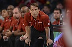 Arkansas Coach Eric Musselman and his staff elected to wear polo shirts and slacks instead of suits throughout their first season with the Razorbacks. Now Musselman's friends on NBA staffs are looking to him for tips on more casual attire. 