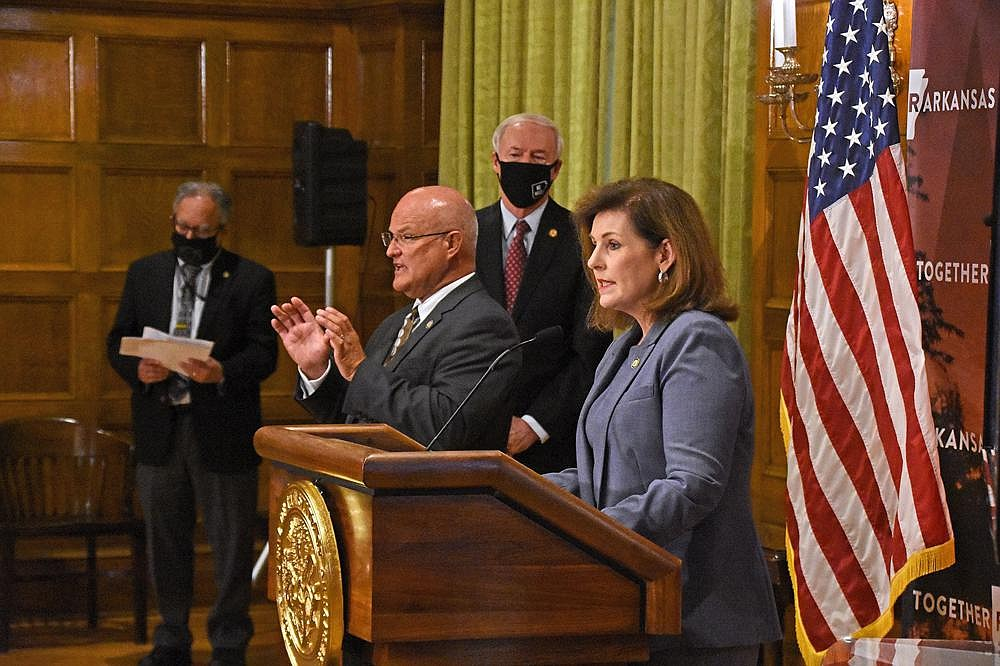 Stephanie Williams, chief of staff for the state Health Department, said medical-marijuana patients must renew their registry cards before Sept. 30 but can receive their physician certifications by telehealth visits. The certification and a $50 fee must be submitted by Sept. 11 to avoid expiration, she said.