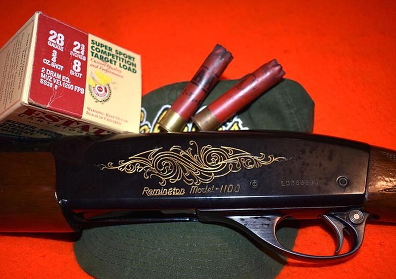 Semi auto shotgun history remington Gangster Gun: