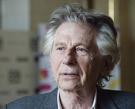 """In this May 2, 2018 photo director Roman Polanski appears at an international film festival, where he promoted his latest film, """"Based on a True Story,"""" in Krakow, Poland. (AP Photo)"""