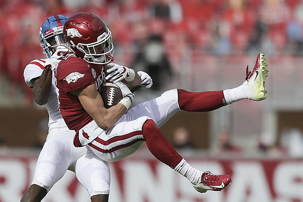 WholeHogSports - 'They've heard of him now': With 3 picks, walk-on Clark no  longer a secret