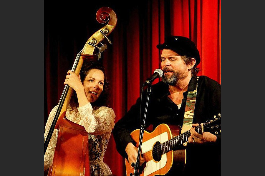 Memphis musicians Amy Lavere and Will Sexton play live Saturday at The Grange at Wilson Gardens in Wilson.