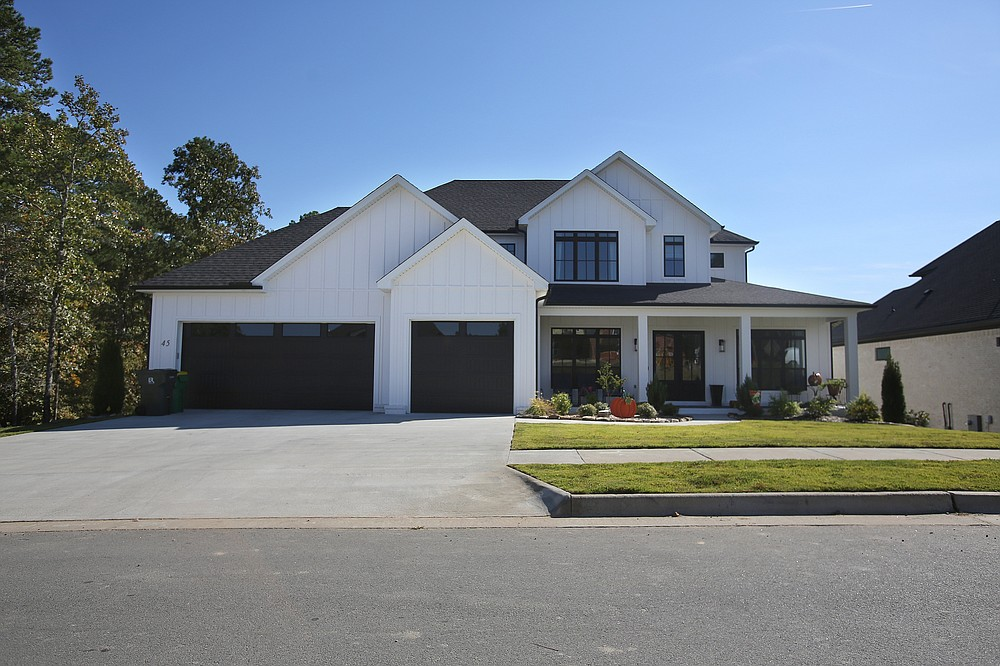 45 Falstone Drive -- Owned by Elizabeth Berry, this house was sold to Kathleen and Robert M. Betchley for $746,000.