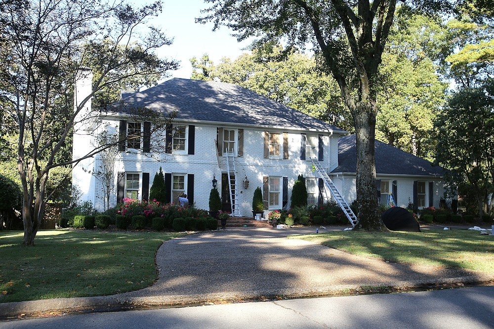 46 Robinwood Drive -- Owned by Cynthia Gillespie, Becky Gillespie and the Gillespie Revocable Trust, this house was sold to Mary and Christian C. Michaels for $795,000.