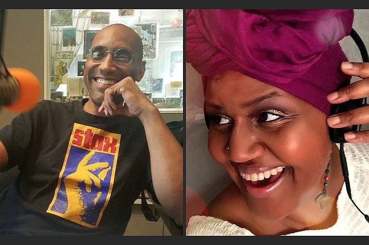 Kwami and Clarice Abdul-Bey are founders of the Arkansas Peace & Justice Memorial Movement. (Special to the Democrat-Gazette)