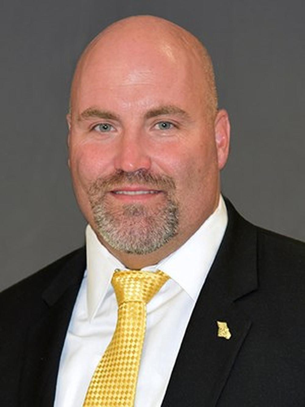 Missouri Western Coach Matt Williamson is shown in this photo.