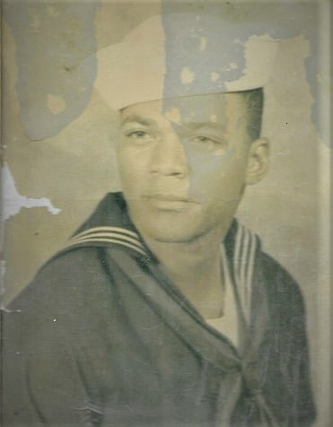George Calloway served in the United States Navy during the Vietnam War. (Contributed)