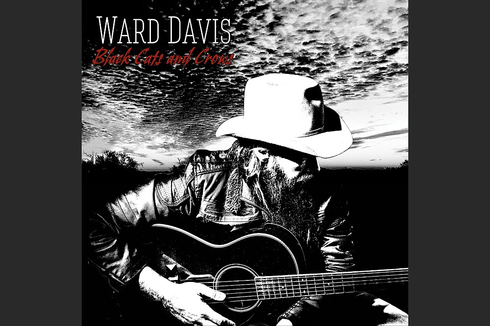 """Black Cats and Crows,"" the new album from singer-songwriter Ward Davis, who grew up in Monticello and now lives in Tennessee, will be released Friday. To order ""Black Cats and Crows"" or to see tour dates for Ward Davis, visit warddavismusic.com (Special to the Democrat-Gazette)"