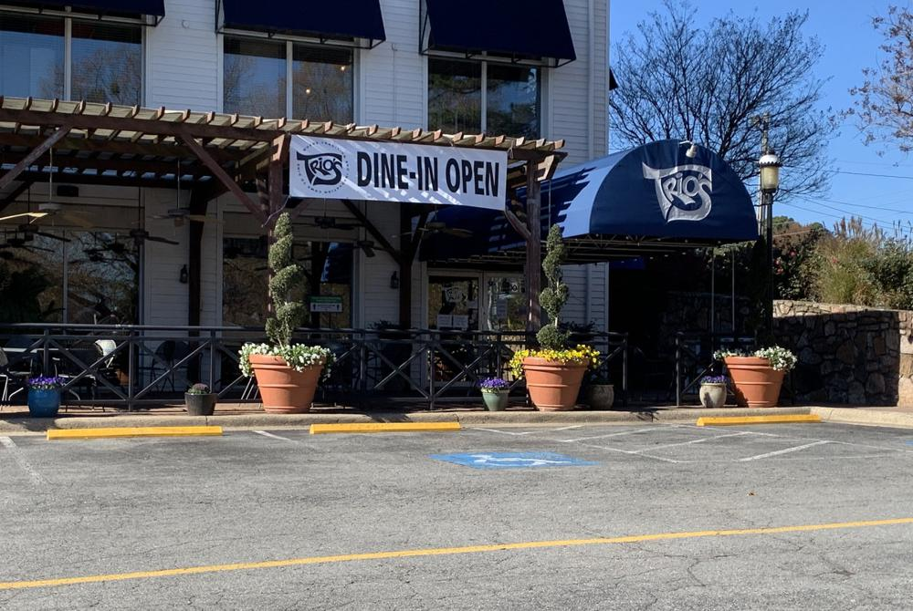 Restaurants Open On Christmas Day Little Rock 2021 Restaurant Transitions Trio S Back After Brush With Virus