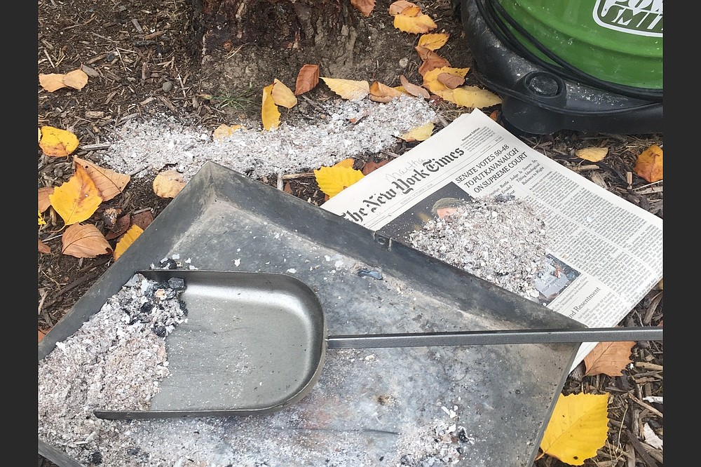 Wood ash can be a useful garden additive, but keep a light hand and avoid azaleas and other plants that prefer acidic soil. (AP file photo)