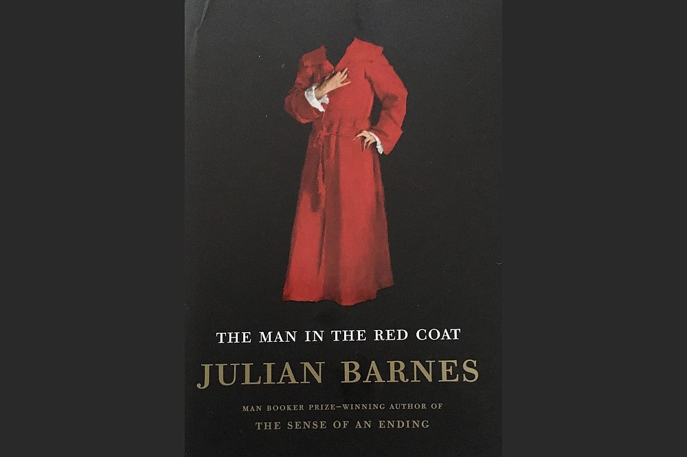 """The Man in the Red Coat"" (Knopf, $26.95)"