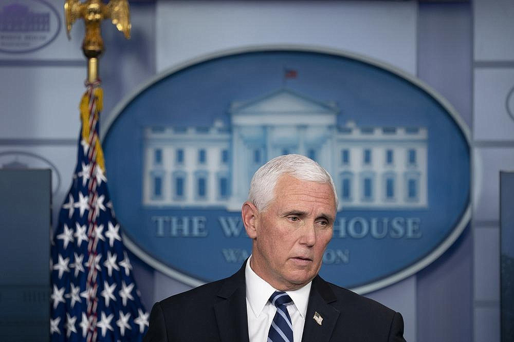 "Vice President Mike Pence, who faces growing pressure over his ceremonial role in certifying President-elect Joe Biden's election, ""welcomes the efforts of members of the House and Senate to use the authority they have under the law to raise objections,"" an aide said in a statement Saturday.