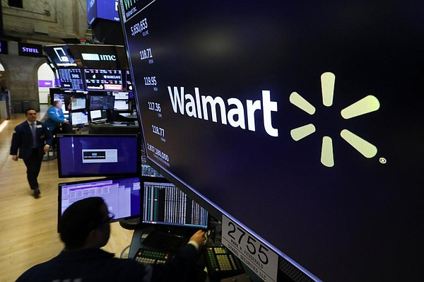 Walmart financial tech move explored - Arkansas Online