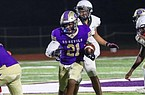 2022 RB-DE Zamari Haynie. 