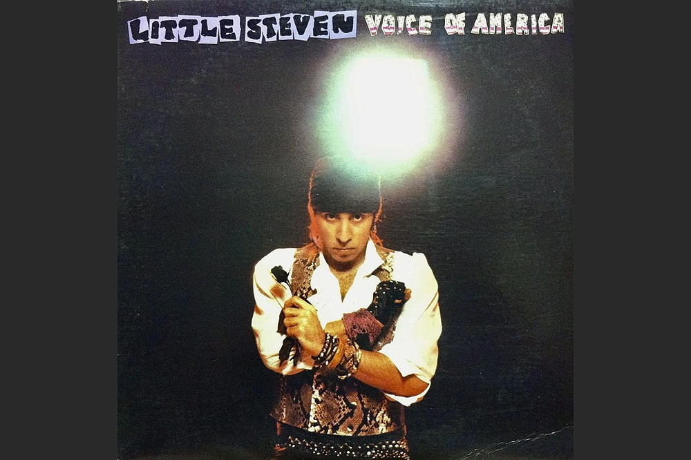 "Little Steven (Van Zandt)'s 1984 album ""Voice of America."""