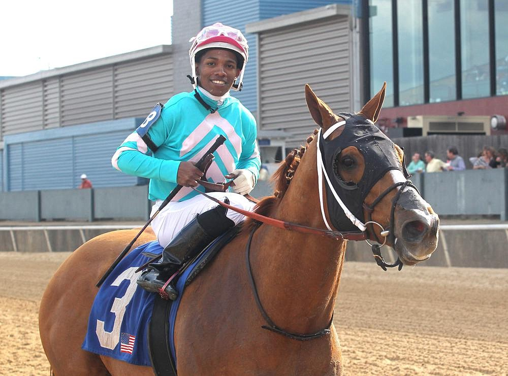 "Ricardo Santana said Oaklawn and Hot Springs feel like home to him. ""When I'm there, everyone treats me right,"" he said.