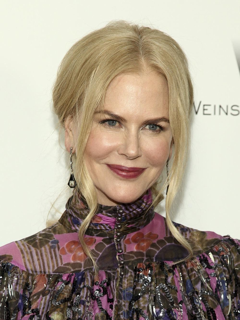 """Nicole Kidman attends the premiere of """"Lion"""" at the Museum of Modern Art on Wednesday, Nov. 16, 2016, in New York. (Photo by Andy Kropa/Invision/AP)"""