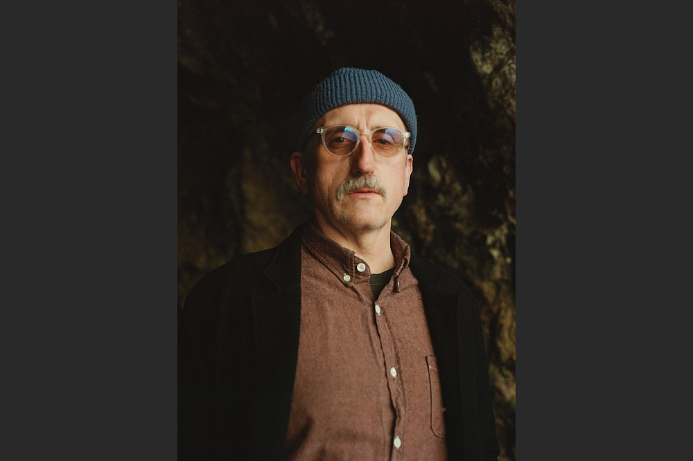 """Composer Chuck Johnson says the California place he found in November 2018 was perfect, but he had to give it up because the nearby forests were so susceptible to California's wildfires. That bittersweet sense of knowing paradise only long enough to lose it permeates """"The Cinder Grove,"""" Johnson's second album for pedal steel guitar, released in early February. (The New York Times/Aubrey Trinnaman)"""