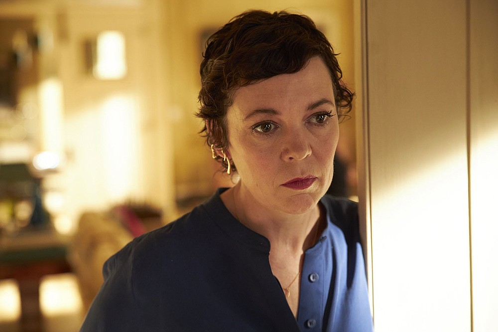 """Anne (Olivia Colman) tries to deal with the loss of her 80-year-old father, who constantly frustrates her efforts to help, in the dementia drama """"The Father."""""""