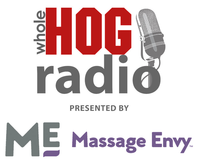 The WholeHog Baseball Podcast presented by Massage Envy.