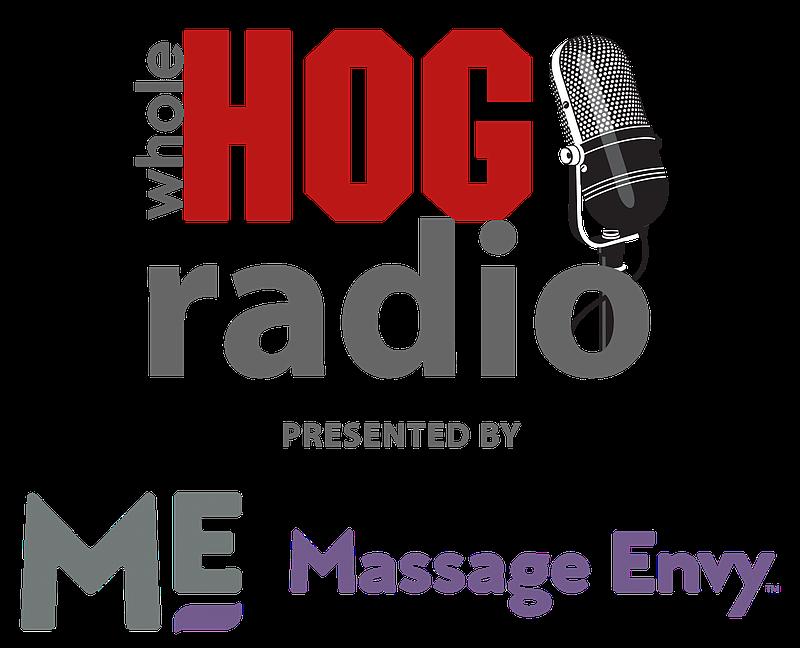 The WholeHog Baseball Podcast presented by Massage Envy.