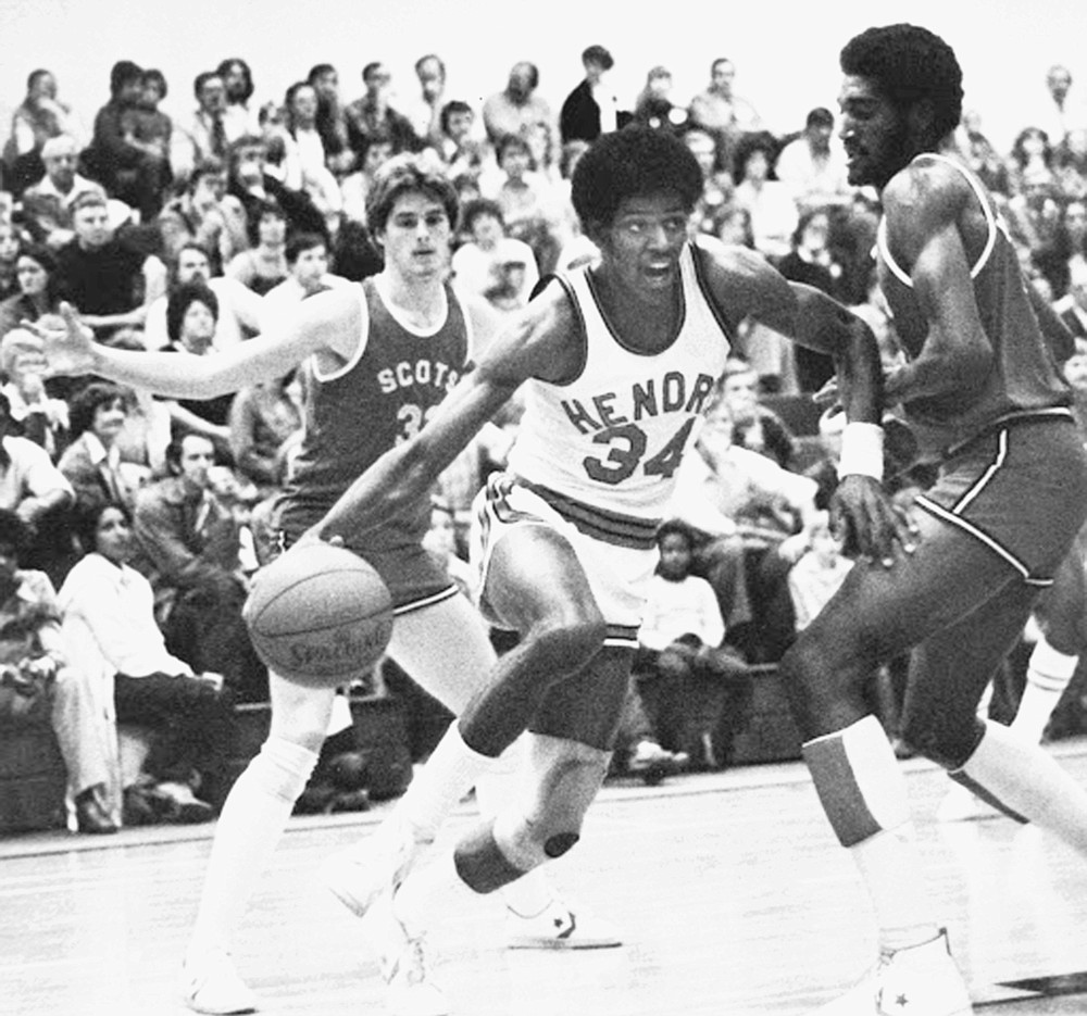 Lawson Pilgrim helped lead Hendrix College to Arkansas Intercollegiate Conference championships in 1980 and 1981. (Photo courtesy of the Arkansas Sports Hall of Fame)
