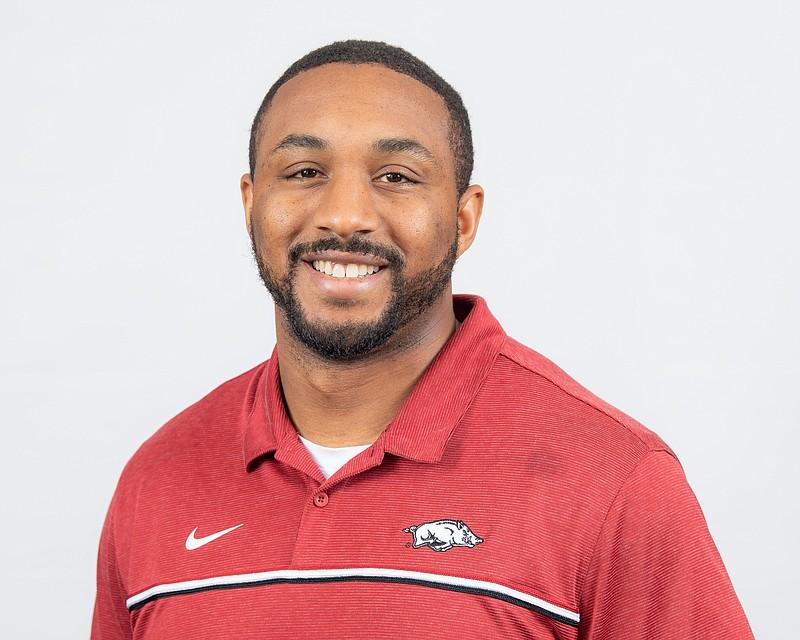 Arkansas executive director of recruiting and player personnel Butler Benton.