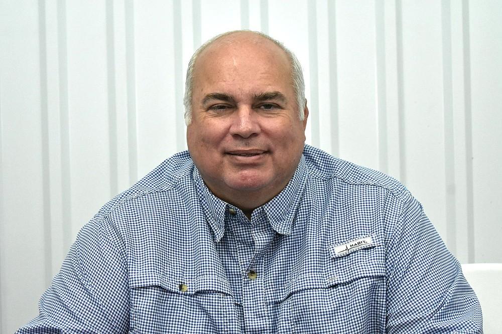 Jeff Gross (Pine Bluff Commercial/I.C. Murrell)