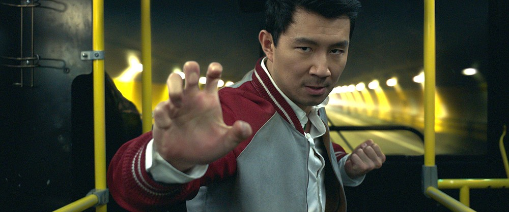 Bus rider: It reportedly took a month to film the public transportation fight scene in which Shang-Chi (Simu Liu) finally reveals his madkung fu skills. The almost-certain-to-become-iconic scene has been teased online and in trailers for months.