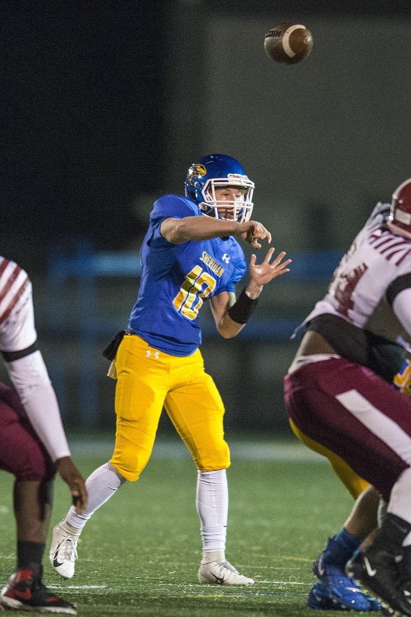 Arkansas Sports Media High School Football Poll - Caddo