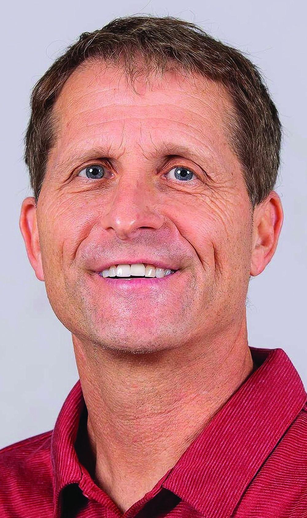 Arkansas basketball Coach Eric Musselman