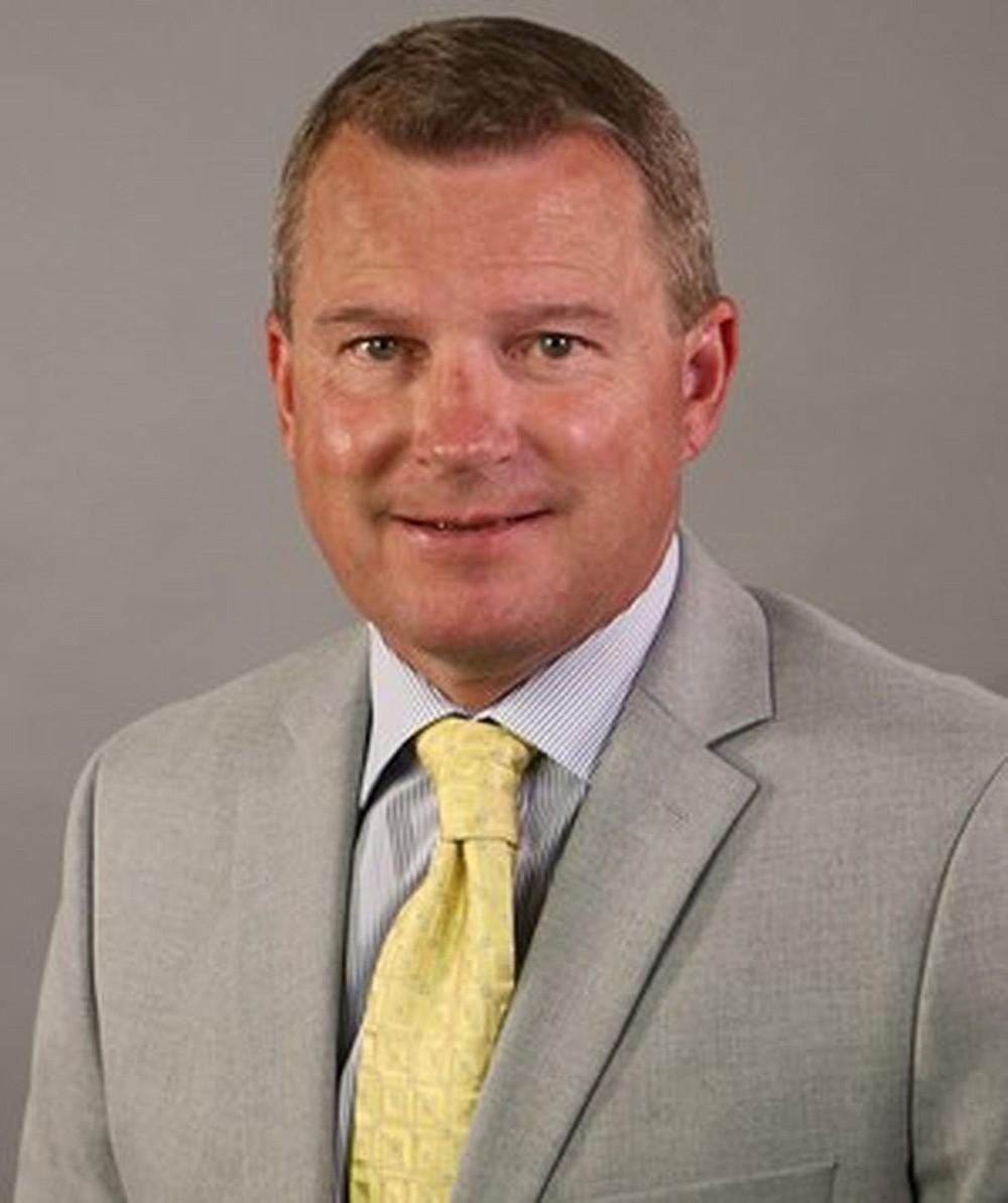 Southern Arkansas Coach Mike McCarty