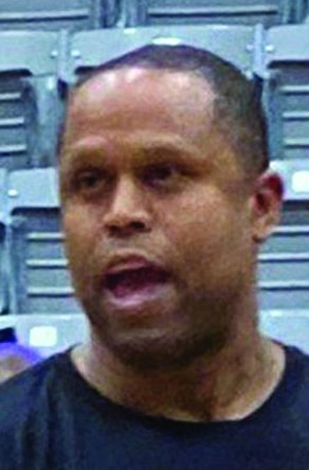 Coach Anthony Boone