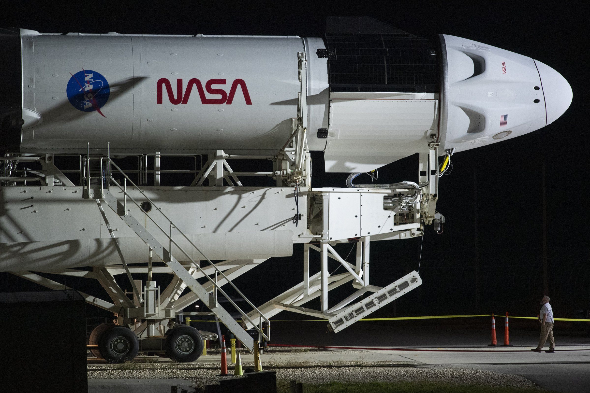Earthly issue confronts SpaceX